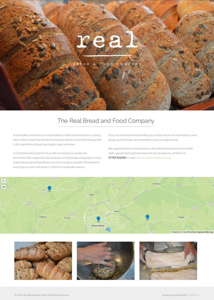 The Real Bread and Food Company
