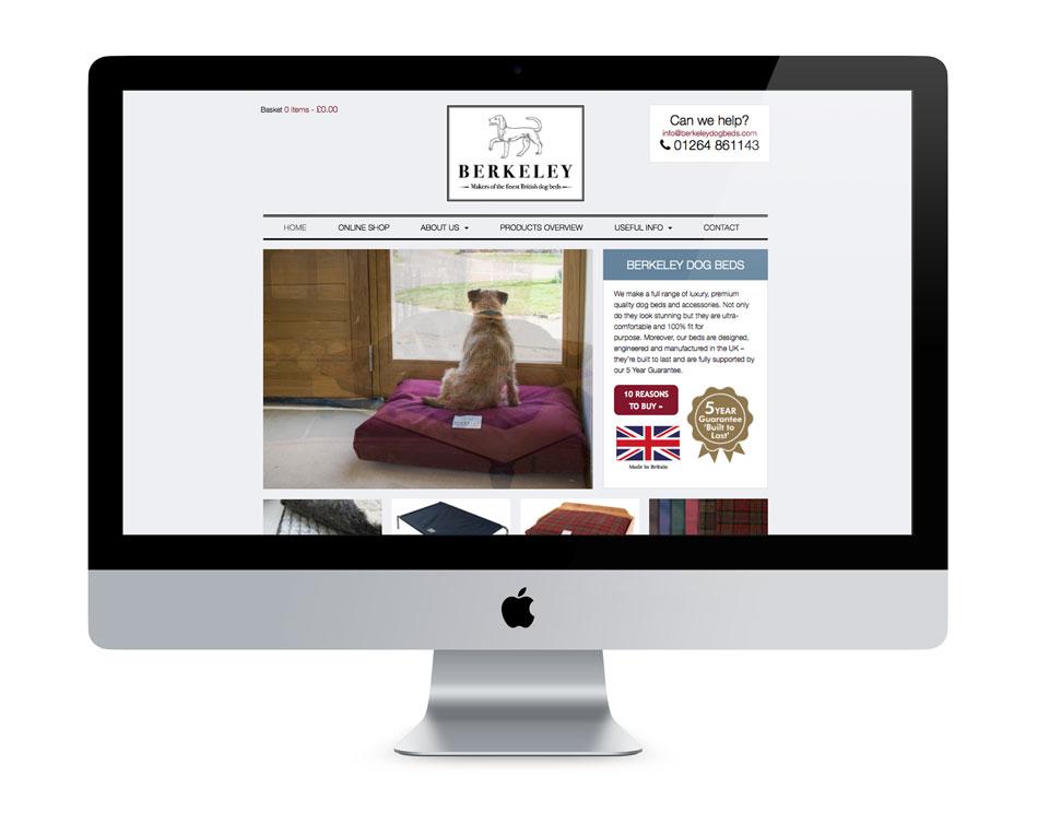 Berkeley Website