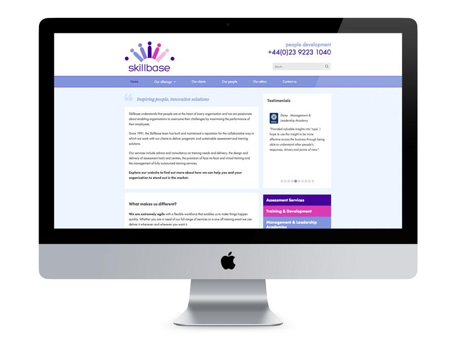 Skillbase Website