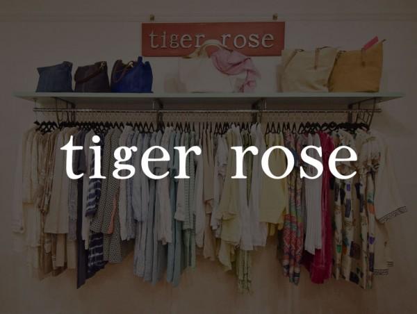 Tiger Rose
