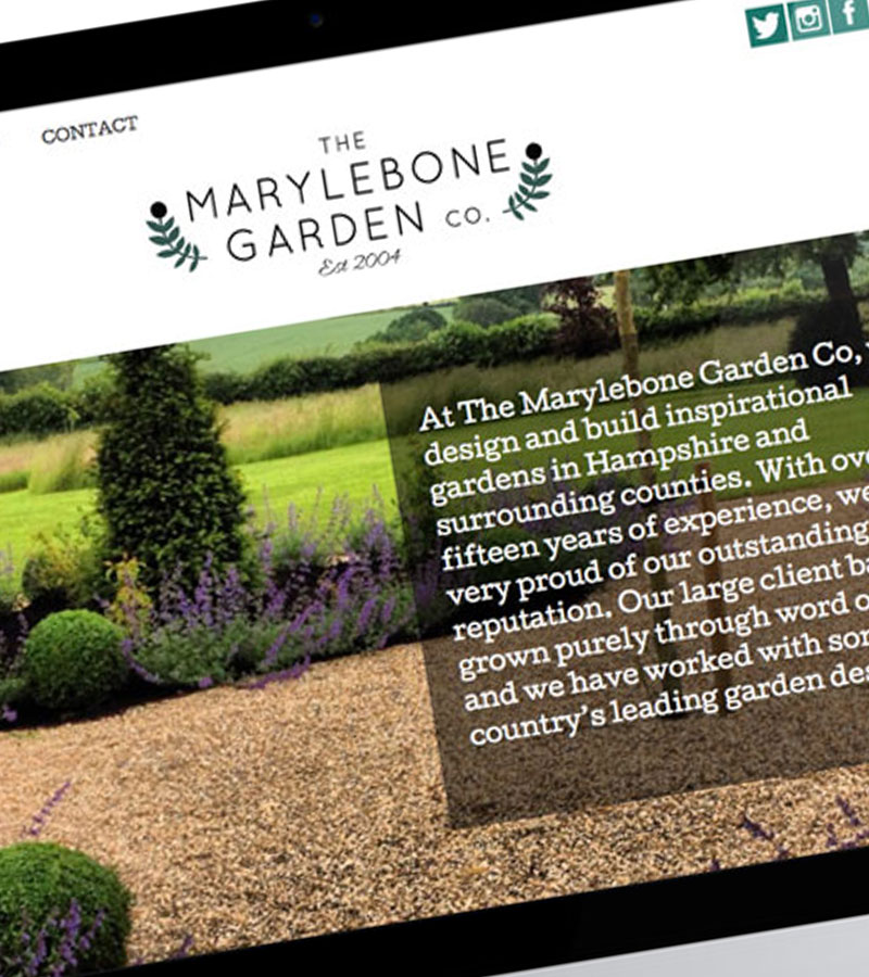 The Marylebone Garden Company
