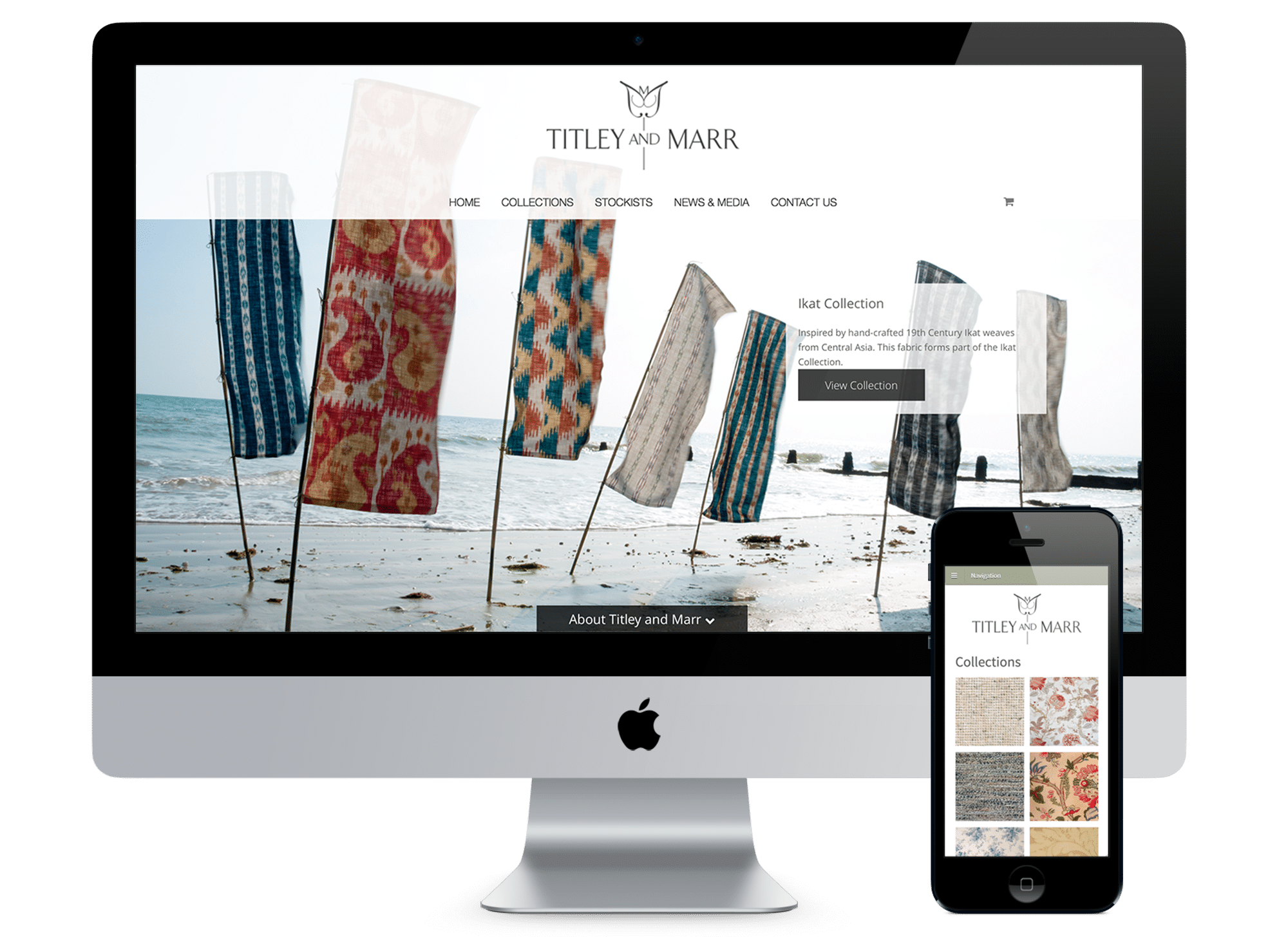 Titley and Marr Website