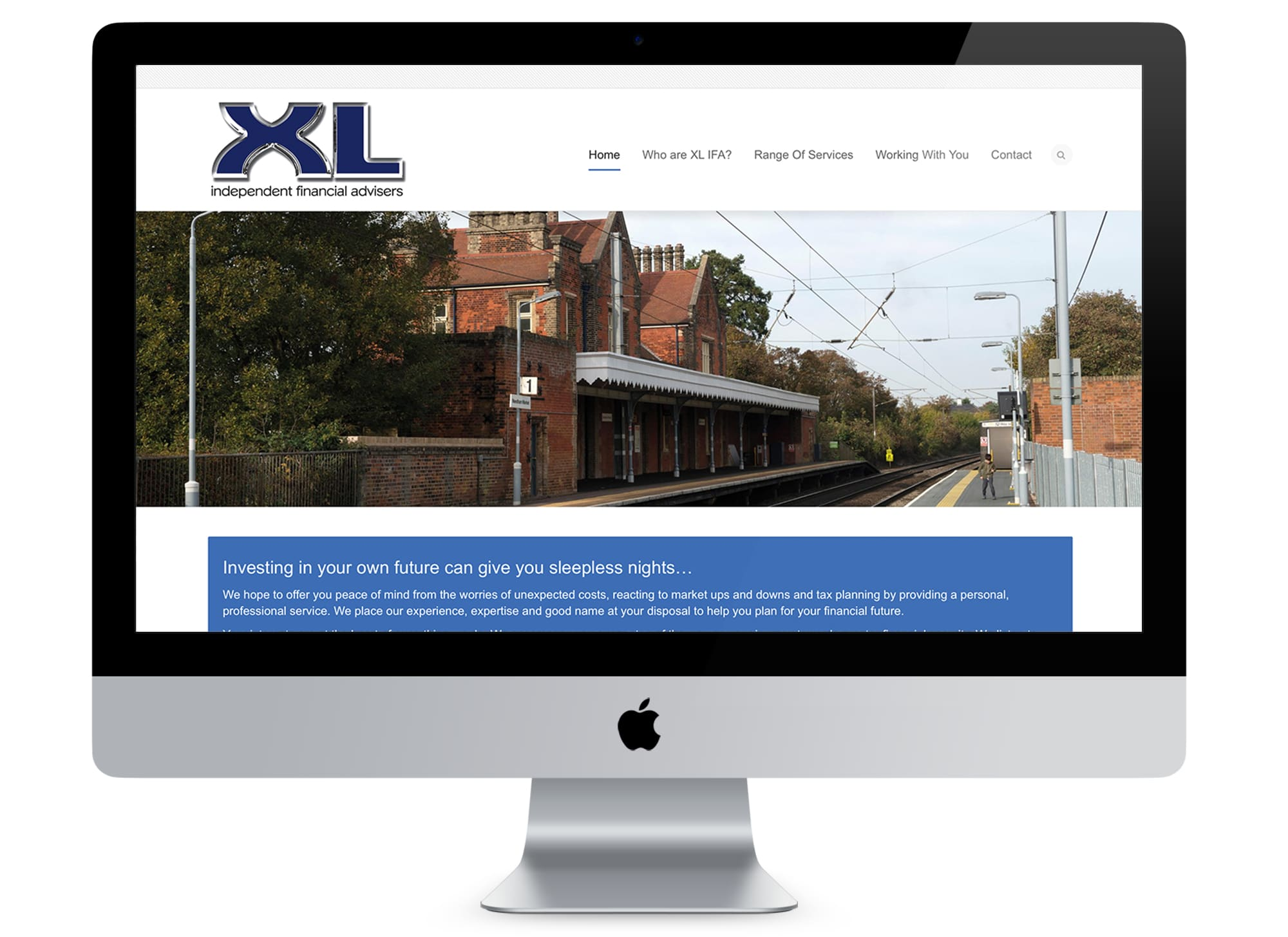 XL Website
