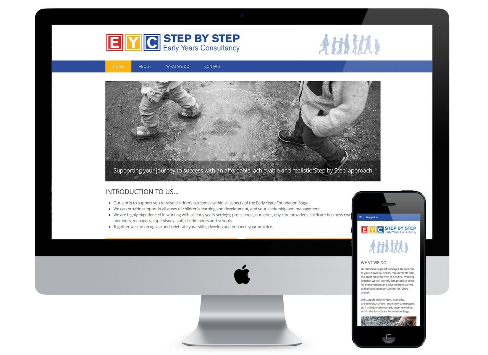 EYC Website