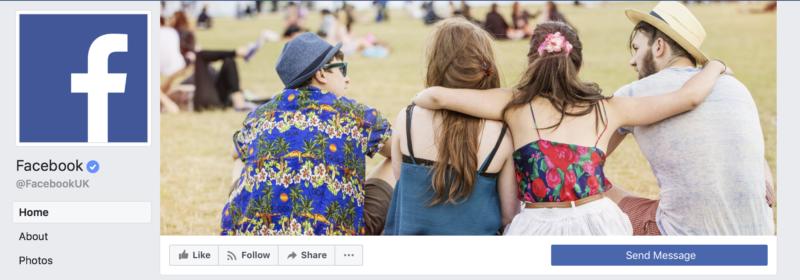 Social media cheat sheet for image sizes