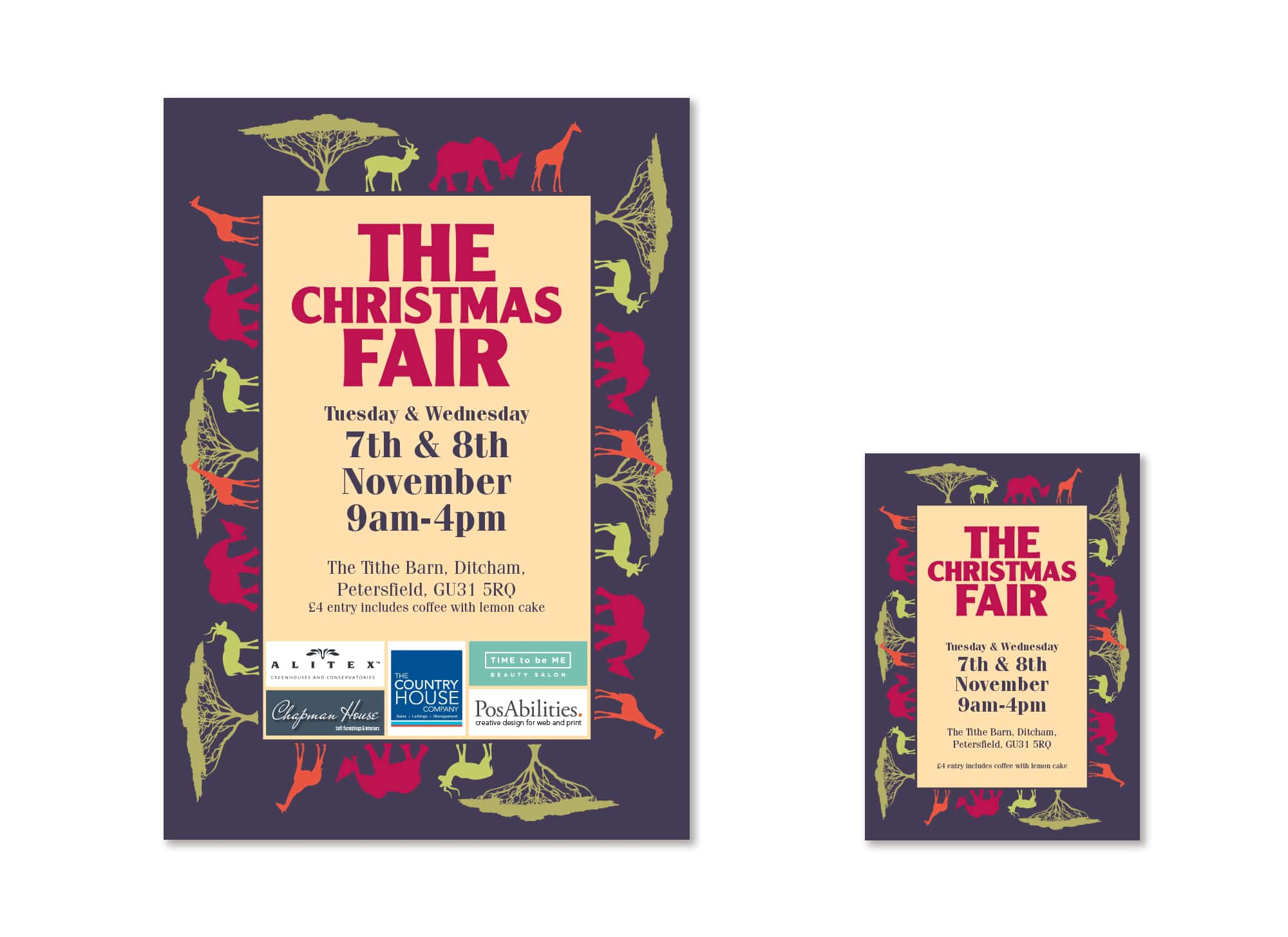 Christmas Fair 2017 Flyer