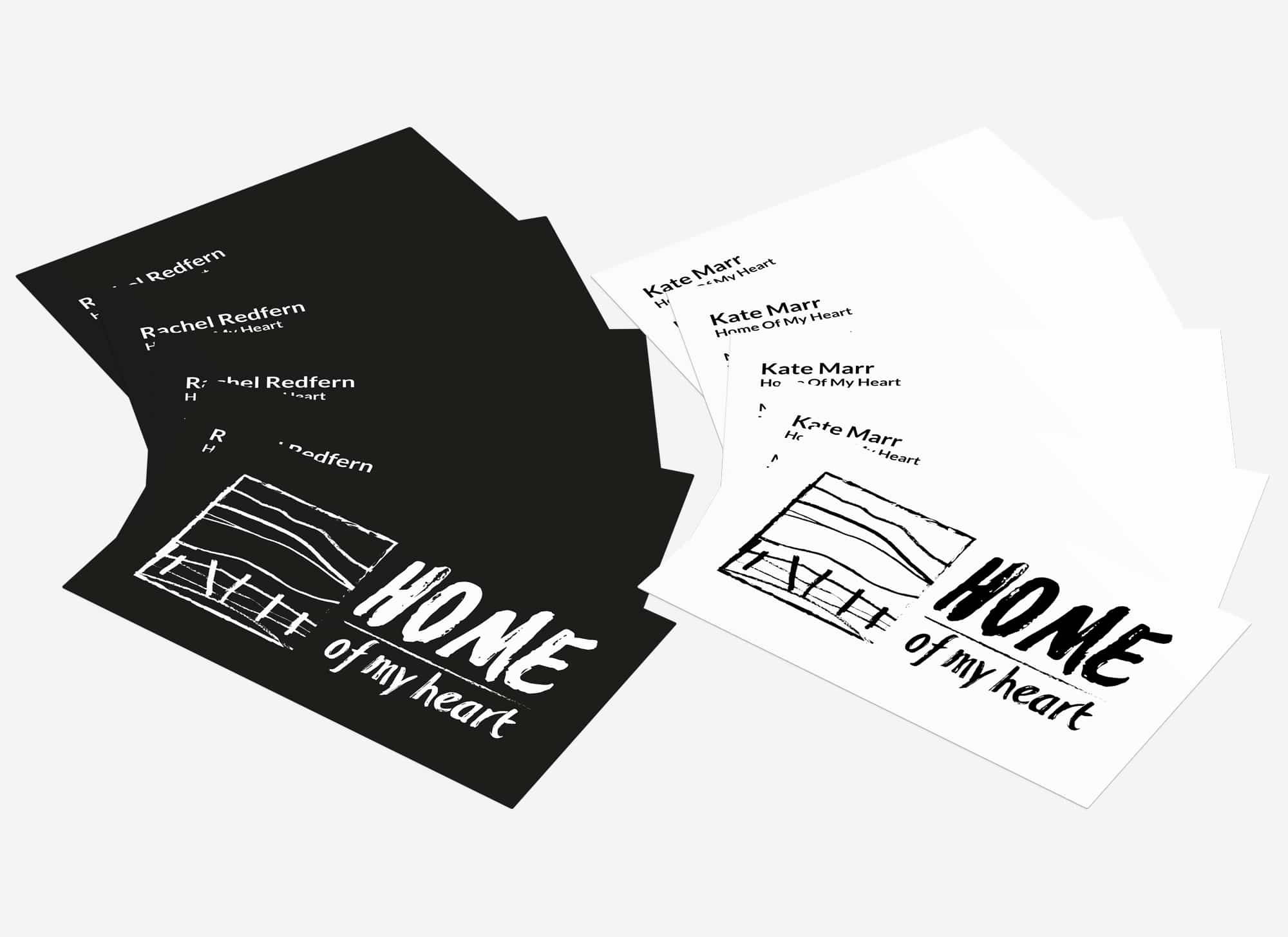 HOMH Business Cards