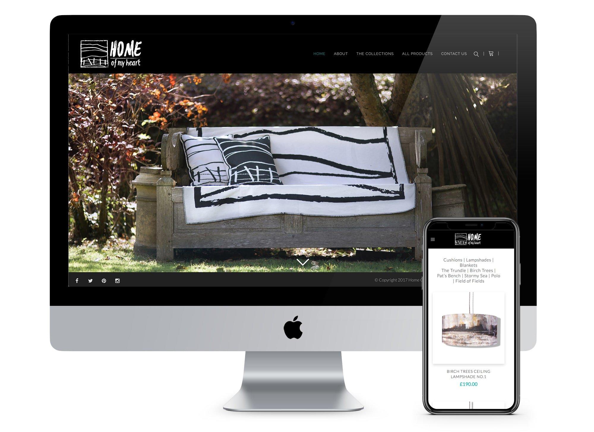 HOMH Website